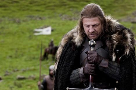 Ned Stark - Winter Is Comming